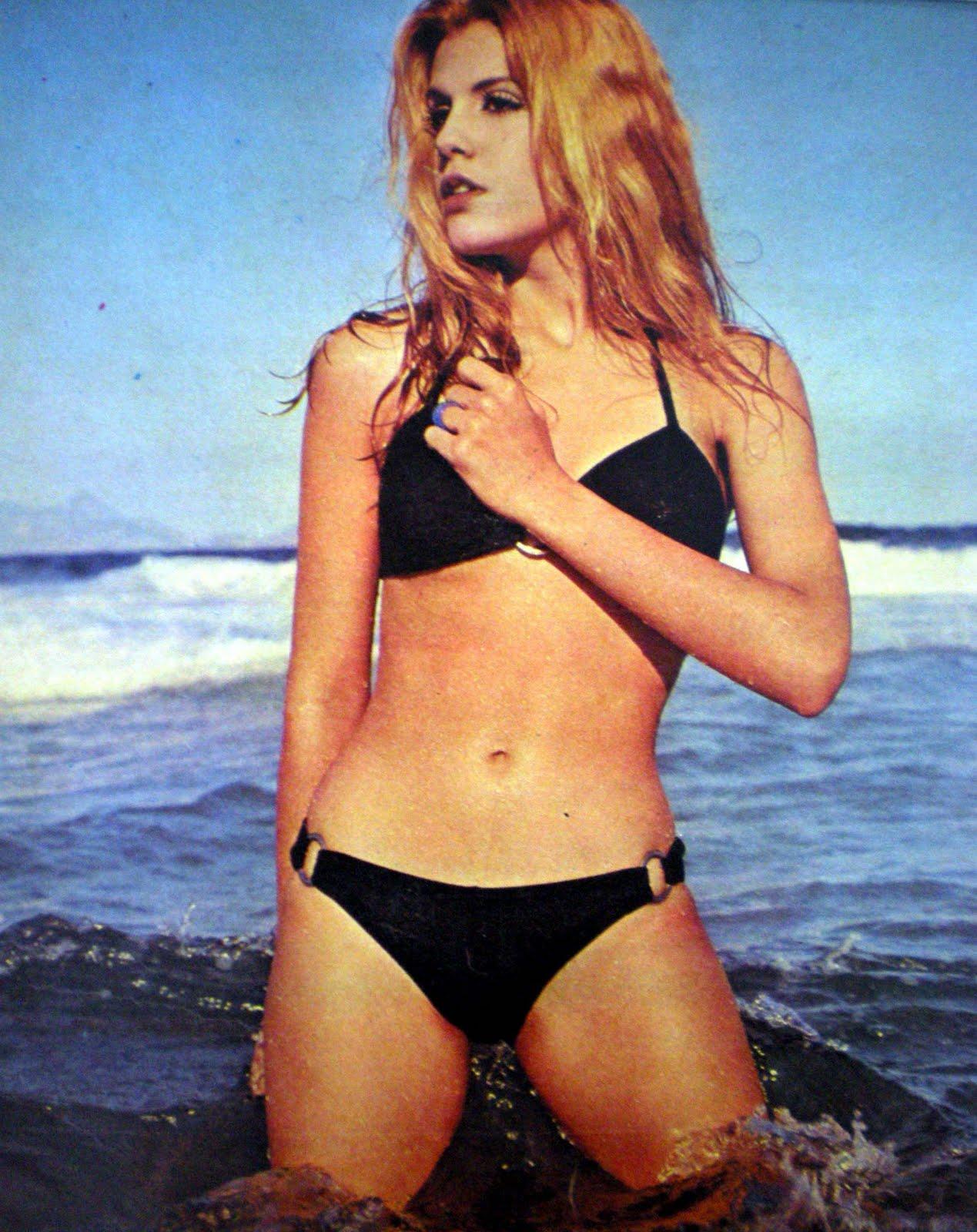 retro%2Bineditas%2B1150 She was a brazilian sex symbol durin' the 70's. A TV and cinema actress, ...