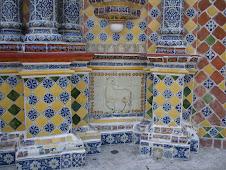 Azulejos e cerâmicas