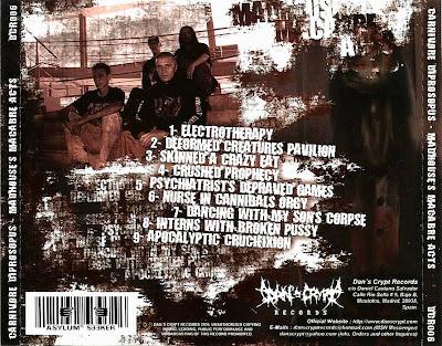 GRINDCORE - Grind/PornoGoreGrind/BrutalDeathMetal... Carnivore+Diprosopus+-+Madhouses+Macabre+Acts+-+Back
