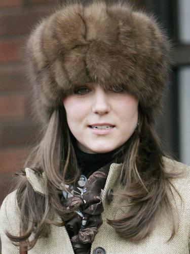 Royal Girlfriend Kate Middleton Changing Look