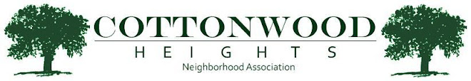 Cottonwood Heights Neighborhood Association