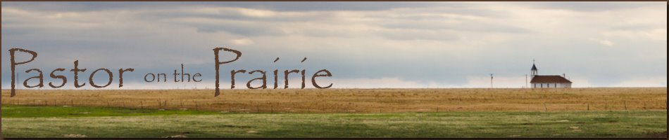 Pastor on the Prairie