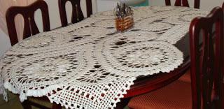 crochet-pineapple-table-runner-pattern- | eBay