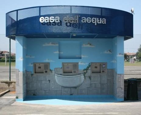 Acqua gratis a stresa con la prima casa dell acqua del vco l alternativa pubblica alle - Acqua depurata in casa ...