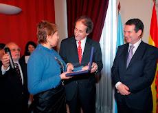 inauguración Consulado del Perú en  Vigo