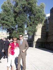 Inauguración del Adro de la Iglesia de San Miguel de Bouzas