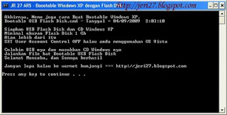 Cara Membuat Bootable Windows di Flash Disk 2