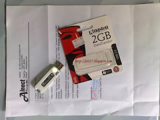 Hadiah Flash Disk