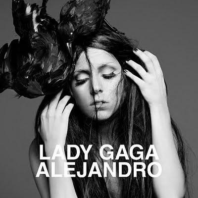 lady gaga hair single cover. Black Haired GaGa fro