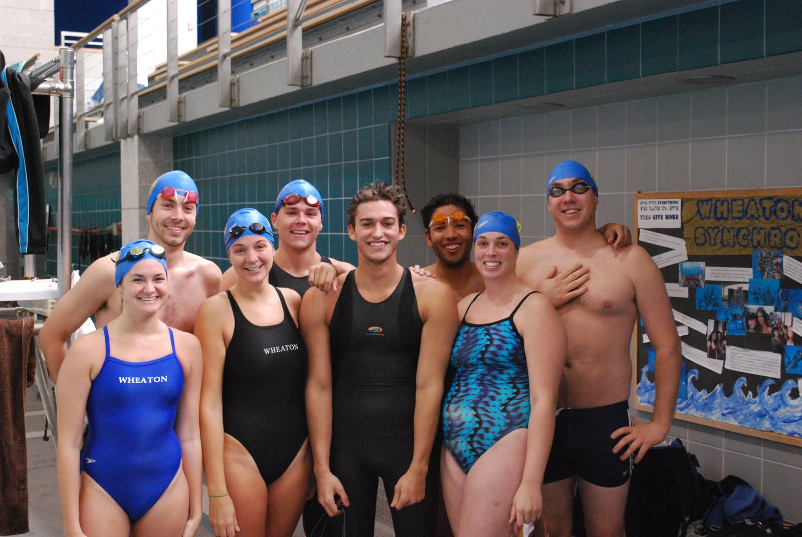Wheaton Swimming And Diving Alumni Weekend