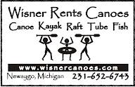 Wisner Rents Canoes