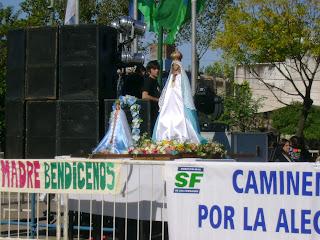 La Virgen de Itatí, Patrona del Litoral