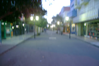 La peatonal