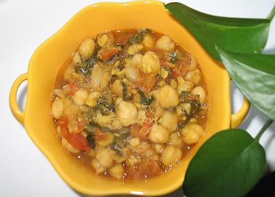 Methi Chole