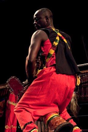 mandingo drummer