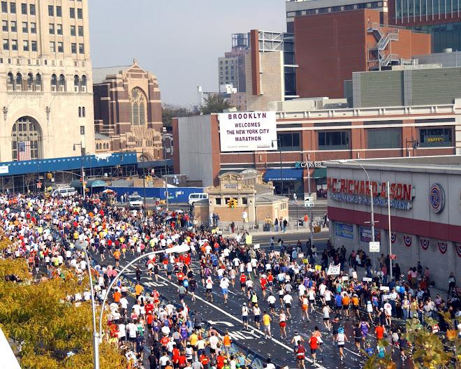 nyc marathon-2006