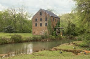 Old Brick Mill-1830's