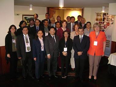 Reunión OIEA sobre Capacitación en Protección Radiológica