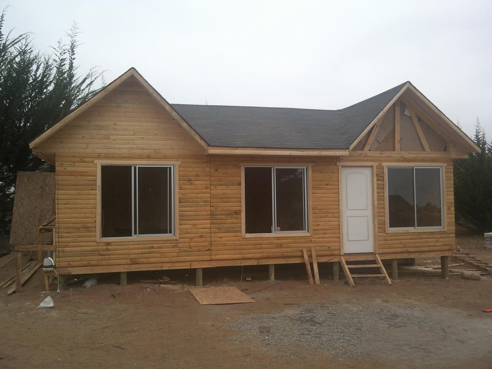 Casas prefabricadas casa 54 mts2 - Casas prefabricadas con terreno incluido ...