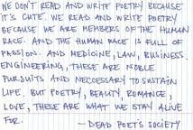 write about writing
