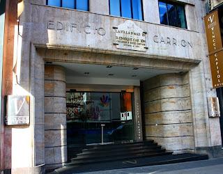 Edificio Capitol Eced y Martinez Feduchi