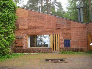 Casa Experiemental. Alvar Aalto.