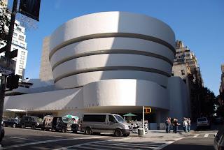 Museo Guggenheim Nueva York. Arquitectura y Diseño.