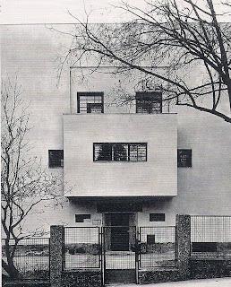 Villa de Hans y Anny Moller en Viena