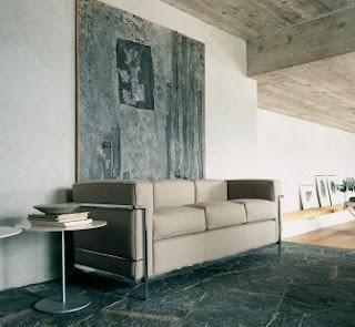 LC 2 Le Corbusier Sillón