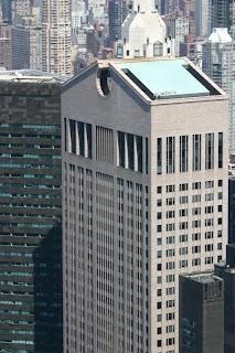 Edificio Sony Altura Nueva York