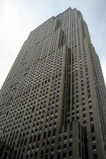 Edificio RCA Exterior Art Deco