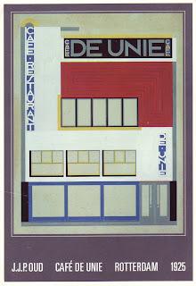 Café De Unie Jacobus Pieter Oud
