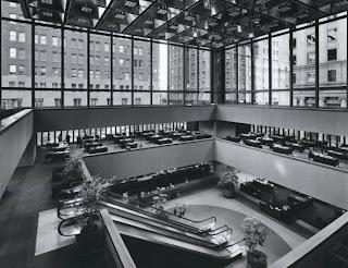 Edificio Bank of América San Francisco SOM