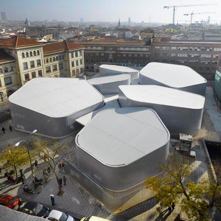 Mercado barcel de nieto sobejano blog arquitectura y dise o for Blog arquitectura y diseno