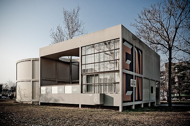 El pabell n de l espiritu nouveau 1922 le corbusier for Blog arquitectura y diseno