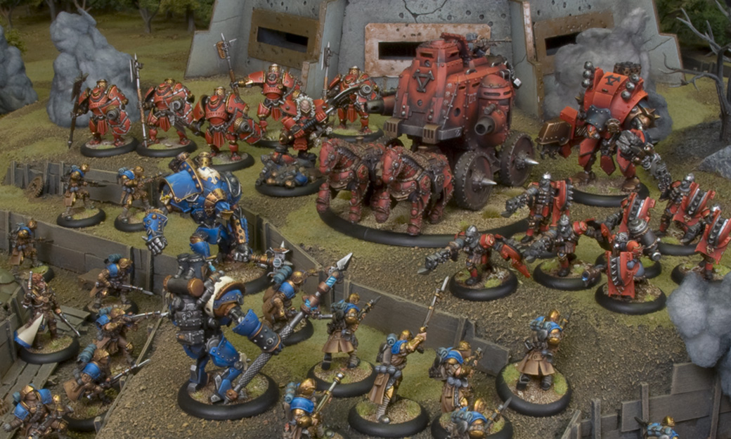 war machine tabletop