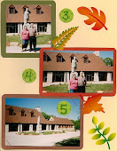 scrapbook layout made in Jan 2011