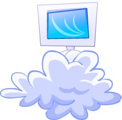 nuvens de informação