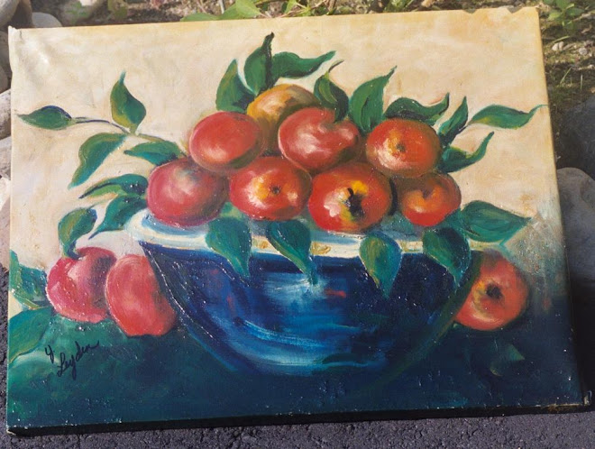 Apples # 180 16x20