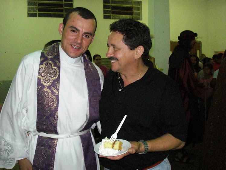 PADRE GEAN E GERALDO CRUZ
