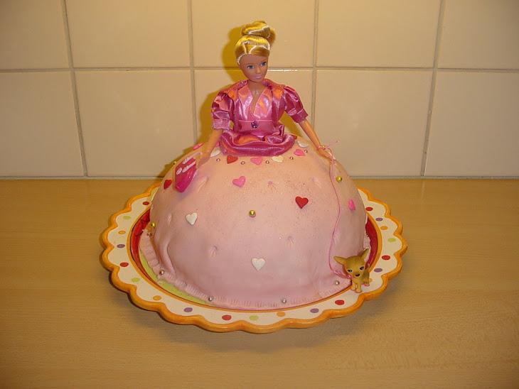 Een mooie prinses voor Carlijn