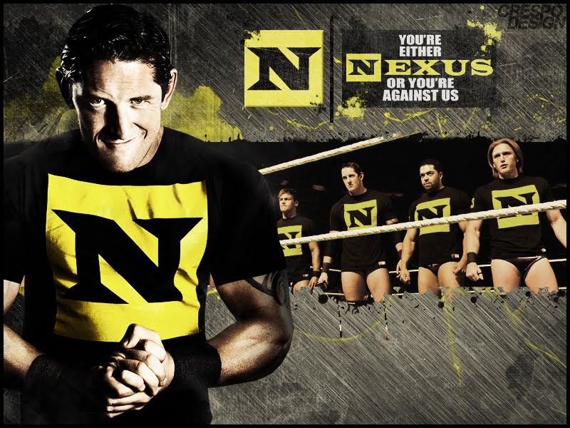 wwe raw 2011 wallpaper. wwe nexus wallpapers