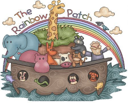 The Rainbow Patch