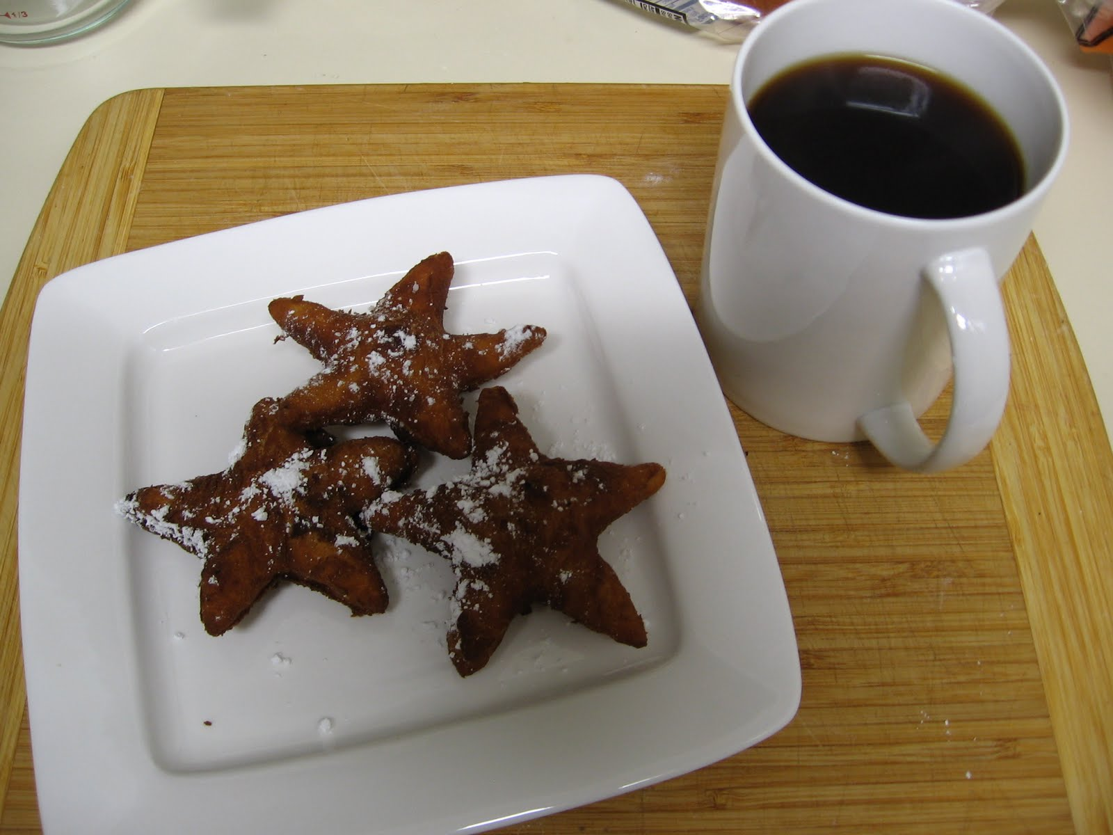 cafe du monde beignet mix instructions