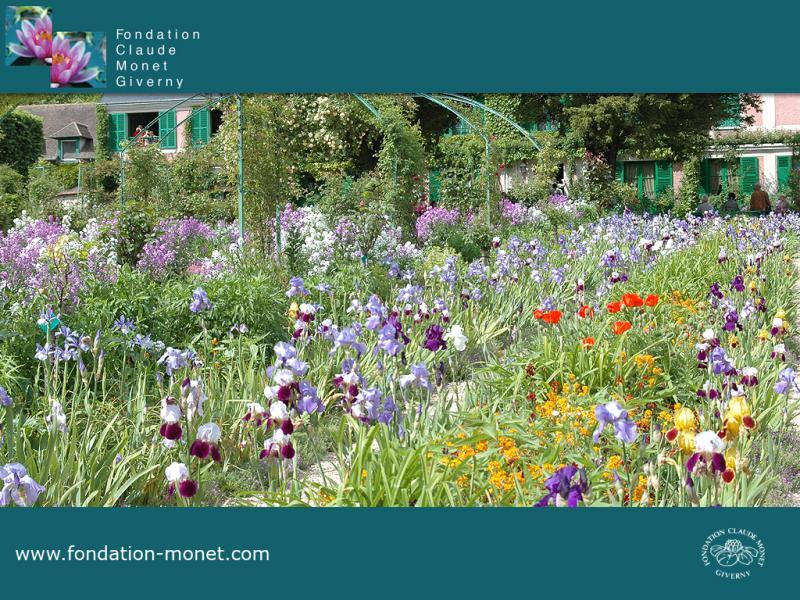 Monet e i giardini di giverny happy weekend blossom zine - Il giardino di monet ...