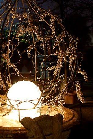 Decorazioni natalizie per esterno blossom zine blog - Ghirlande luminose per esterno ...