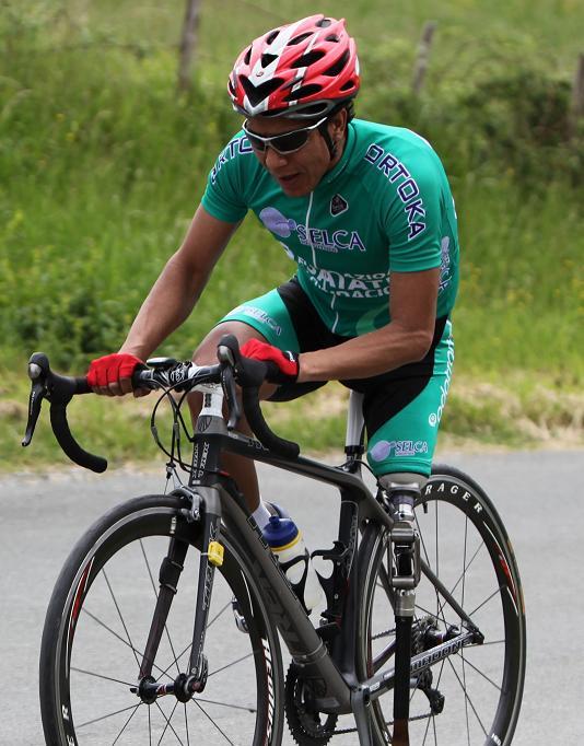 Holaesungusto Ciclista Paral 204 Mpico Israel Hilario Sufre