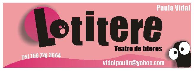 Lotitere - Teatro de Títeres