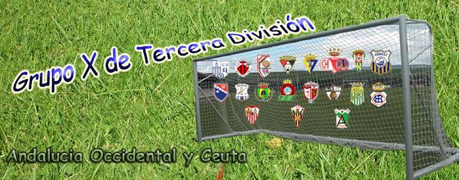 Grupo X de Tercera División