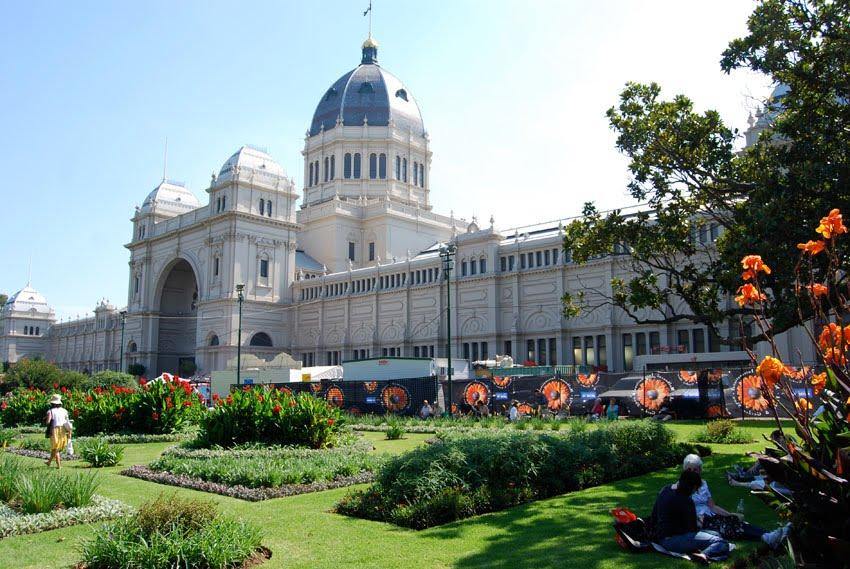 Exhibition Stand Builders Melbourne : Garden amateur showtime in melbourne